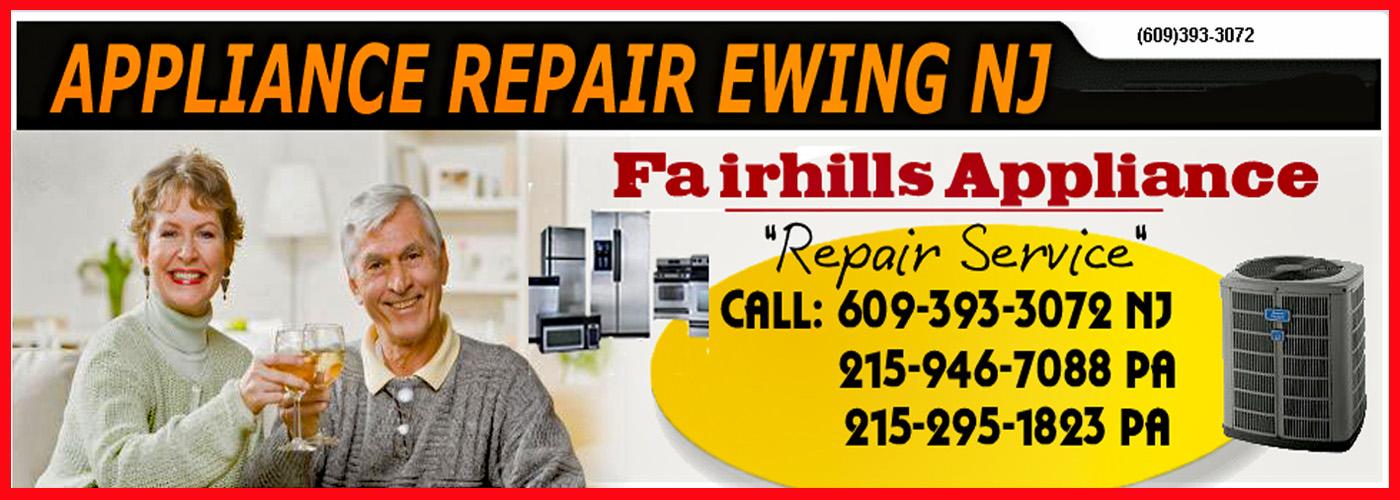 Fairhills Appliance Ewing Nj Repair Service Fairhills